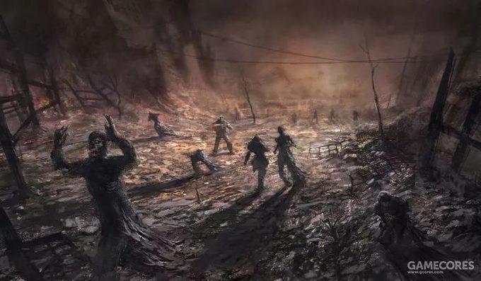 鲜血润滑的战争齿轮——《战争机器》系列前情回顾