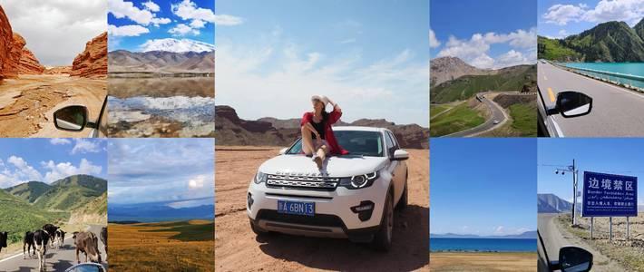 专注旅行 篇七:新疆南疆自驾详细攻略,途经四条最美公路,三个草原,一个中国最大沙漠,一个最高国门