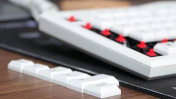 图解装备 篇十八:无钢板固定,依旧是最入门的cherry键盘 MX2.0