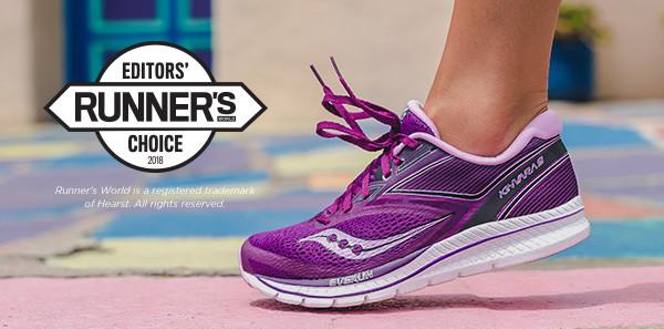 选购跑鞋的捷径:#鞋有所长#好文精选集·获奖跑鞋篇