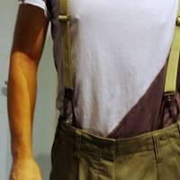 硬而不糙——龙牙德军经典长裤复刻版