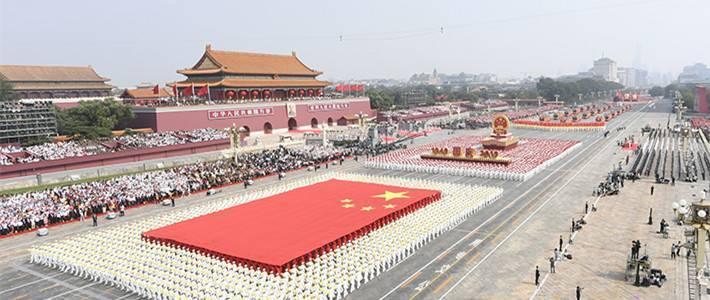国庆70周年阅兵装备模型大搜罗—陆上作战模块