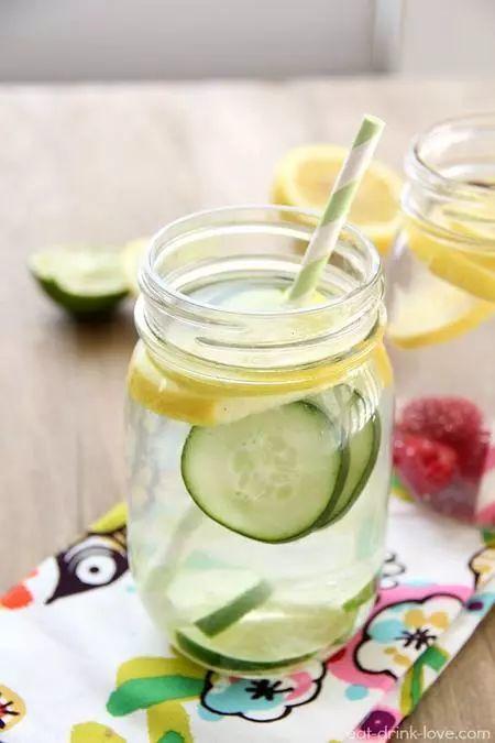 这才是柠檬水的正确喝法,泡错了喝再多都没用!