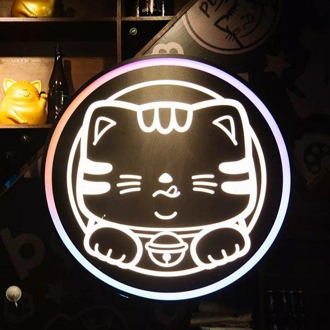 可以撸猫的萌系烤肉店,穿粉色6.8折吃!