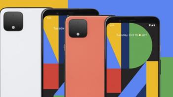 广角0分总分第八:DxOMark发布Google Pixel 4相机得分,视频101分破纪录
