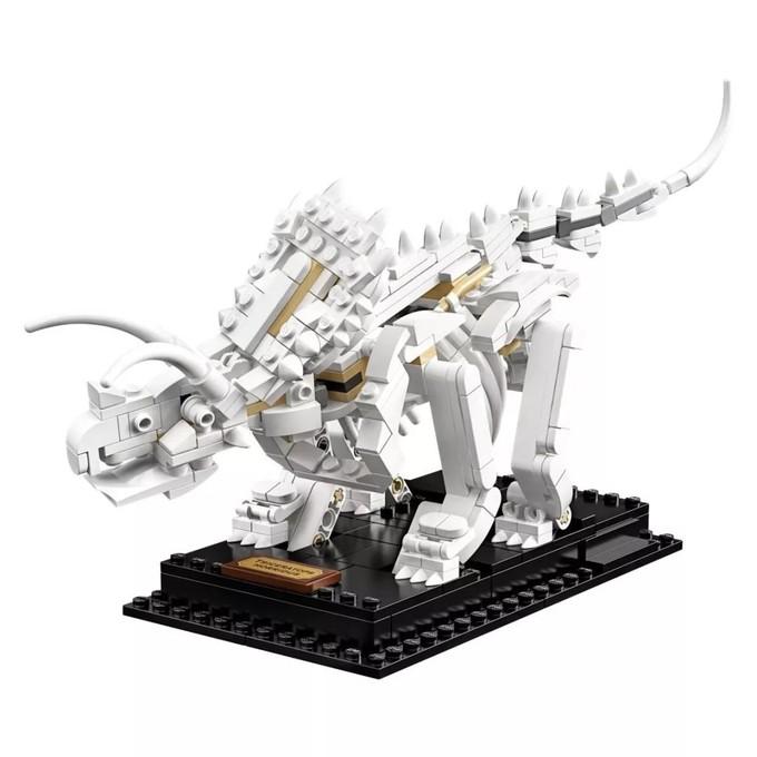 最新LEGOIdeas21320恐龙化石,乐高到底为我们准备了多少款?
