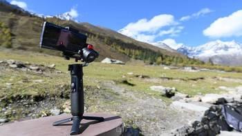 手持稳定器 篇四:手机和相机稳定器有何不同?跨界产品智云云鹤m2深度评