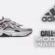 重返游戏:《使命召唤:现代战争》联动阿迪达斯推出限量跑鞋!