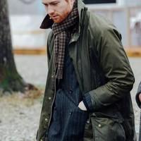 """穿十年都不会烂大街的""""绅士外套""""牌子,它算一个"""