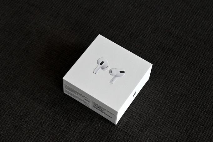 理想中的真无线降噪耳机 AirPods Pro开箱图赏&试听体验