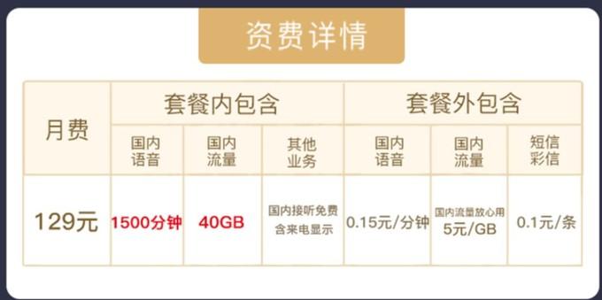 5G套餐资费出炉,和4G相比有何区别?