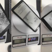 kindle、口袋阅、海信A5三款电子墨水屏设备横向比较