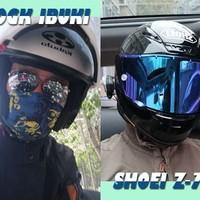 使用体验 篇一:谈谈这些年用过的几款头盔