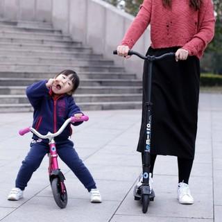 瓦改改的趣玩小屋 篇十四:m-cro电动助力滑板车体验:解决城市通勤难问题的同时还能锻炼身体