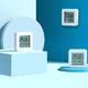 Sensirion高精度传感器、蓝牙智能联动:米家 蓝牙温湿度计 2 上架小米众筹 众筹价 49元/3个