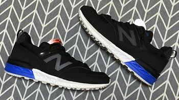 胖胖买的鞋 篇七十四:New Balance 松紧带童鞋 KFA574QP