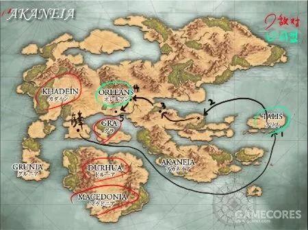 火纹之起源:——《火焰之纹章:暗黑龙与光之剑》剧情考据