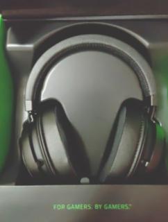雷蛇 北海巨妖终极版 游戏耳机