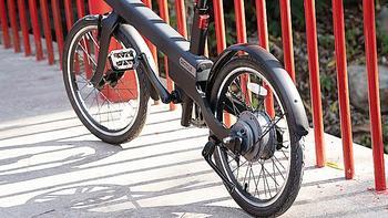 小米新款自行车,大家来感受下,仿佛背后有人推