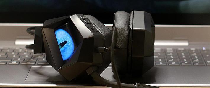 入门精选提升体验,钛度冰霜之眼耳机为游戏助力