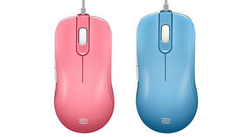 升级内核、双色可选:ZOWIE GEAR推出新FK1-B/FK2-B DIVINA系列鼠标
