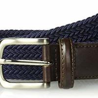 Dockers 弹性网腰带晒单,附2019个人100克内轻便腰带购买小结