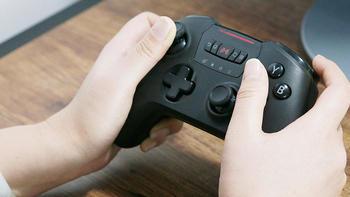 电脑游戏玩家使用北通斯巴达2游戏手柄无线版的心得体会