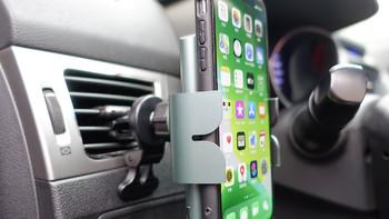 优胜仕车载无线充电器,手机一放秒来电,开车导航再也不怕没电啦