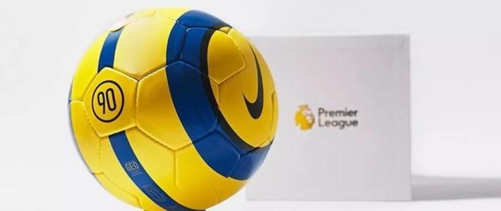 第一款英超冬季比赛球现在还能买到?