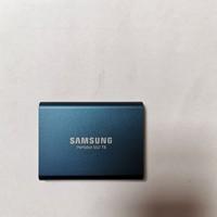 三星t5移动固态硬盘500g开箱
