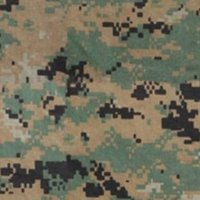 永不过时的军事元素:迷彩(camo)印花的历史
