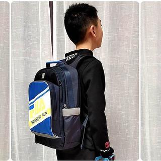 大容量,多分隔,安全舒适的FILA KIDS 双肩儿童书包