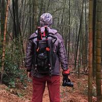 三条腿徒步靠谱一点Black Diamond Trail Pro Shock登山杖