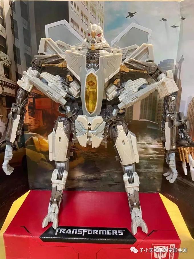 【评玩具】子小天:Movie杨测评《变形金刚SS06红蜘蛛,一款非常有潜力的平价玩具!》