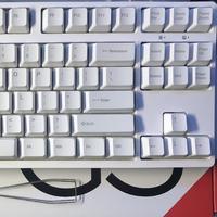 聊聊使用体验 篇一:高斯 GS87 机械键盘简评