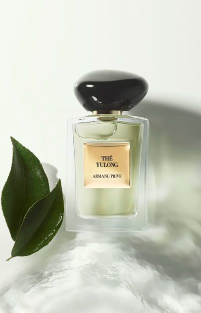 Armani Privé 高级定制新香已上线,洋溢清新活力的花果香气