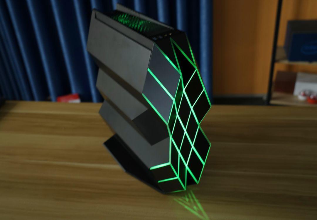 【捡垃圾】装一台38万跑分的ITX主机!