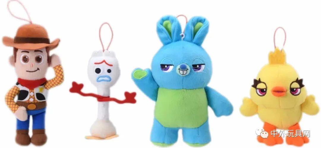日本毛绒玩具又火了,有什么新套路?