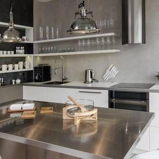 """嵌入式家装时代,快把全自动家用洗碗机、双开门冰箱通通""""藏""""起来!"""