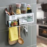 小户型厨房:面积不够,收纳来凑