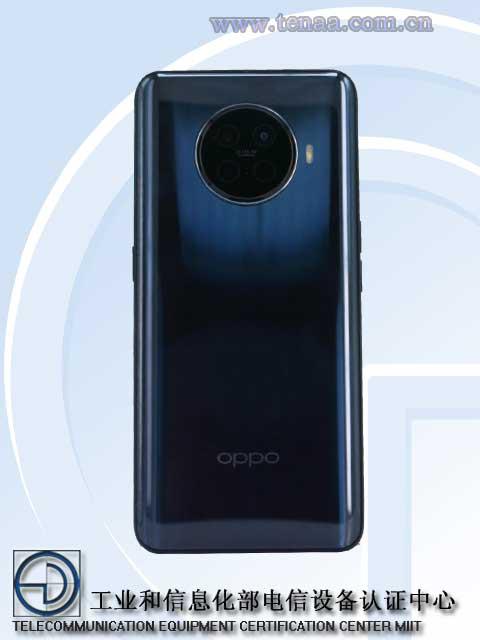 奥利奥四摄+挖孔屏:OPPO Ace2 5G 超级玩家证件照公布