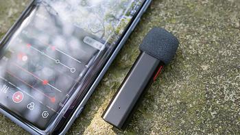 歌布林之森 篇一百一十七:vlog音质急救指南,或许这款无线蓝牙麦克风更加适合你