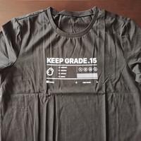 减肥日志 篇四:身份的象征,KG15专属T恤