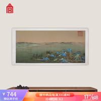 【每日映画】2020.05.31 王希孟(宋) 《千里江山图》