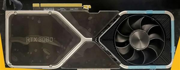 这就是RTX 3080?NVIDIA安培架构游戏显卡造型和规格的坊间传闻
