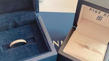 以爱之名 篇八:迟来的礼物——来自bluenile的第二枚戒指