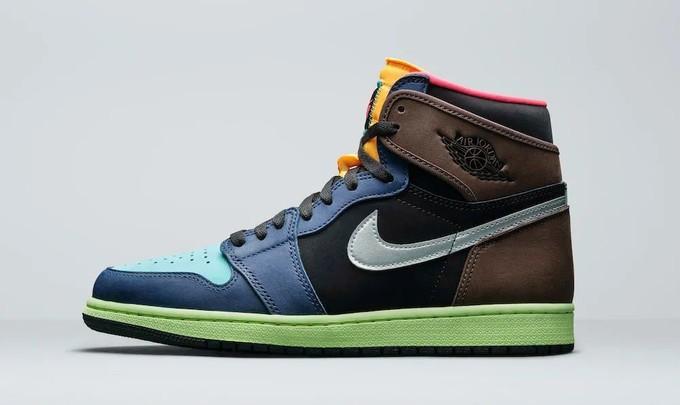 AJ下半年发布12双新款,东京限定AJ1领跑,看看有没有让你值得剁手的鞋子?