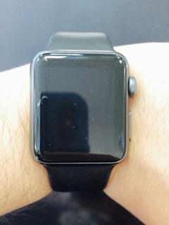 applewatch第一代测评