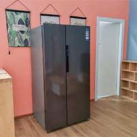 美的606升冰箱评测:它究竟有多优秀,西瓜可以作证!