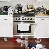 厨房太小东西放不下?选对电器做好收纳省出好几个平!